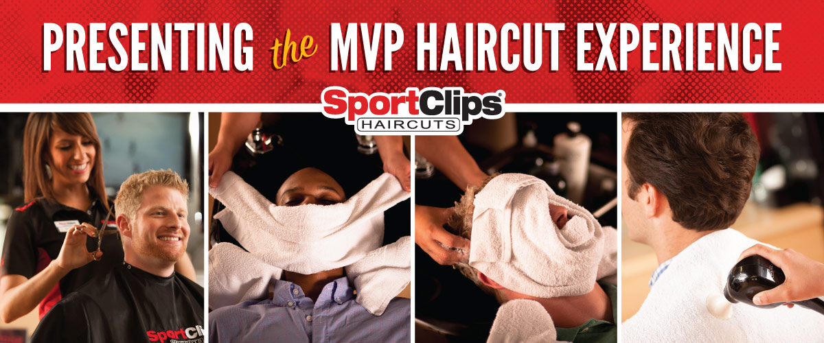 The Sport Clips Haircuts of Minot MVP Haircut Experience